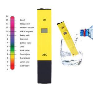 Digital PH Meter Tester Pen Pocket Measure LCD Aquarium Water Advanced Brand New