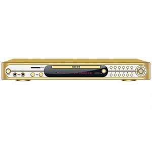Divx blue tooth AUX 5.1ch USB SD card HD MP3G recording function karaoke home desktop DVD player