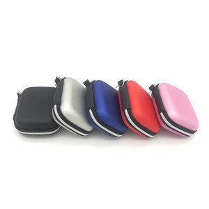 Earphone Case MAS CARNEY Headphone Earbud Hard Protective Carrying Case Bag