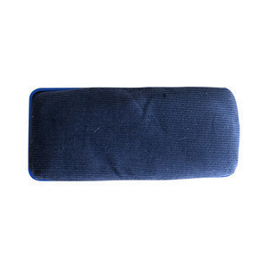 High quality 150x65x28mm blue magnetic board eraser can support custom logo