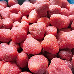 IQF quality frozen berries and fruits Top grade strawberry