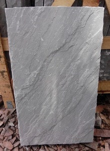 Kandla Grey Indian Sandstone outdoor Pavers