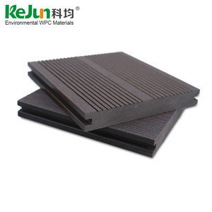 KEJUN Wholesale Outdoor Weather-resistant anti-rot wood plastic composite floor covering