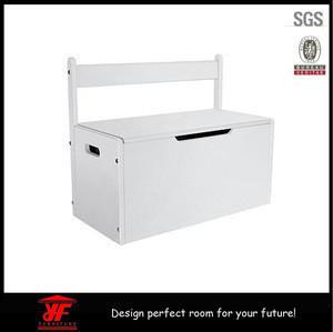 Kids furniture toy high quality wood storage box set its-026
