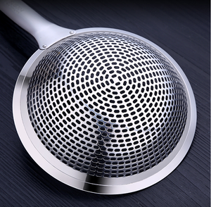 Kitchen Accessories Durable Strainer Colanders with Handles for Draining