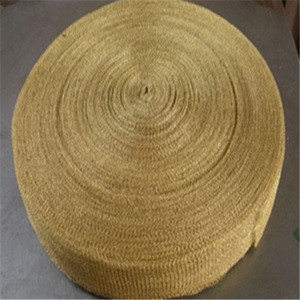 Knitted Copper Wire Mesh/Copper KnitMesh/Wire Mesh Manufacturer