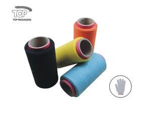 Low twist glove yarn/cotton yarn for knitting glove/yarn for gloves