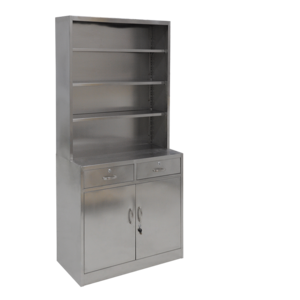 Medicine 304 Stainless Steel Hospital Clinic Pharmacy Cabinet