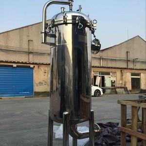 Morsanit Advanced technology multi bag filter vessel food filter press manufacturer
