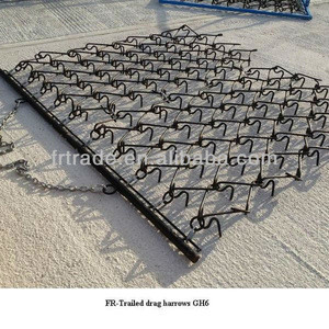 Mounted and Trailed Chain Drag Harrows