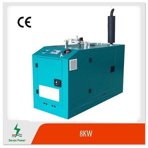 Natural gas chp 8kw