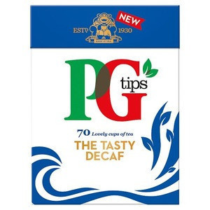 PG Tips Tea Decaff 70s