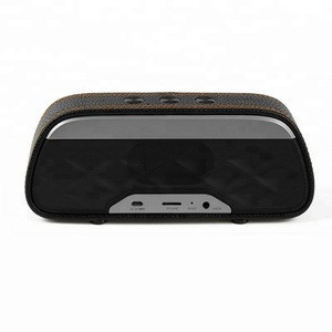 Portable ABS material Wireless mini 3D surround Stereo Speaker