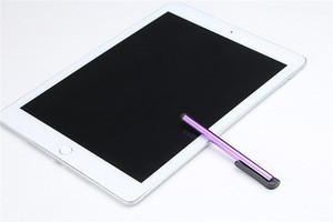 Promotion Gift Gadgets Plastic Stylus Pen Drawing Capacitive Touch Screen Pen Pencil For Smart Phone Tablet PC