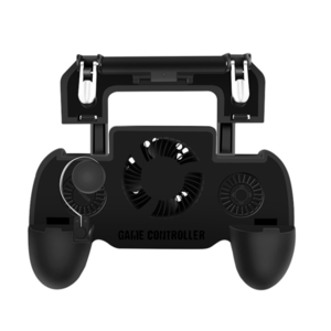 Top quality pc controller gamepad for SP+ game handle with fan and battery