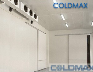 Vegetable and Flower Vacuum Cooling Room for Cold Storage Room Equipment Installation