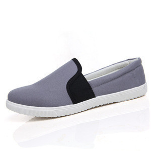 Women loafers female canvas shoes soft ladies walking shoes slip on solid low top casual shoes flats scarpe
