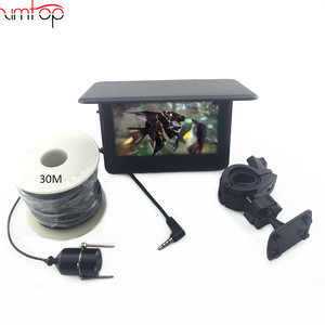 Zimtop 30M 4.3inch 1080P  HD Waterproof Underwater Professional Fishing Video Camera
