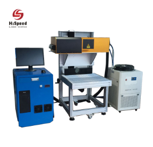 Coherent RF Metal Tube CO2 Non-Metal Laser Marking Machine for Wood Plastic Leather Laser Marker