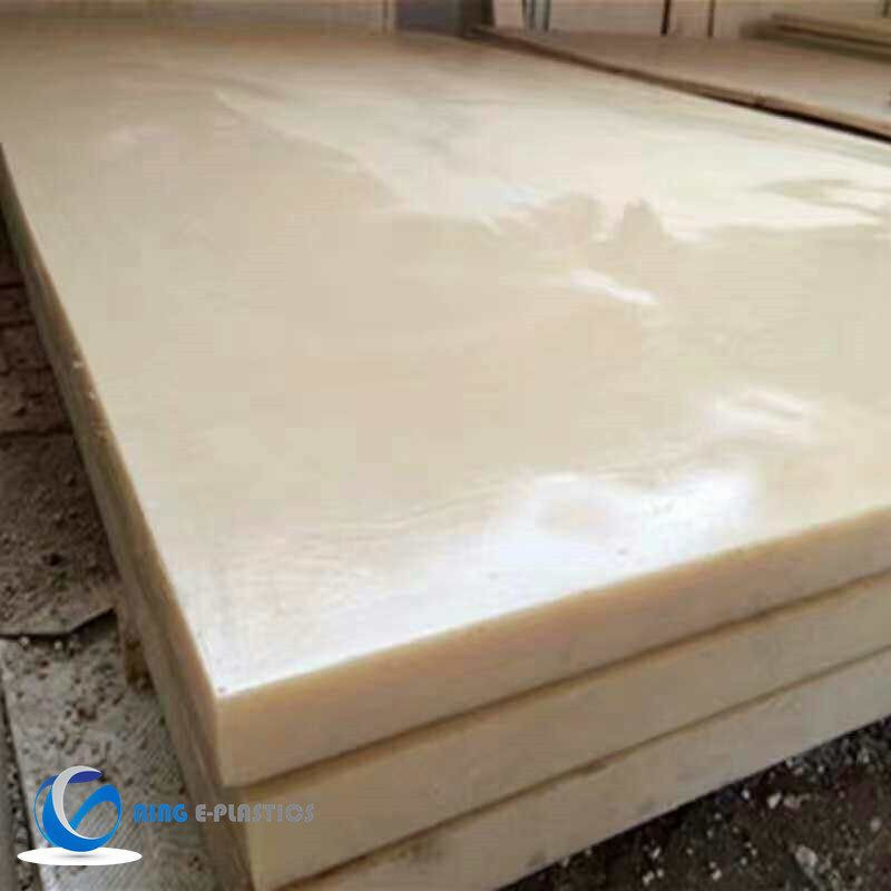 Anti-Corrosion PA6 Nylon Sheet Mc Nylon Sheet High Strength