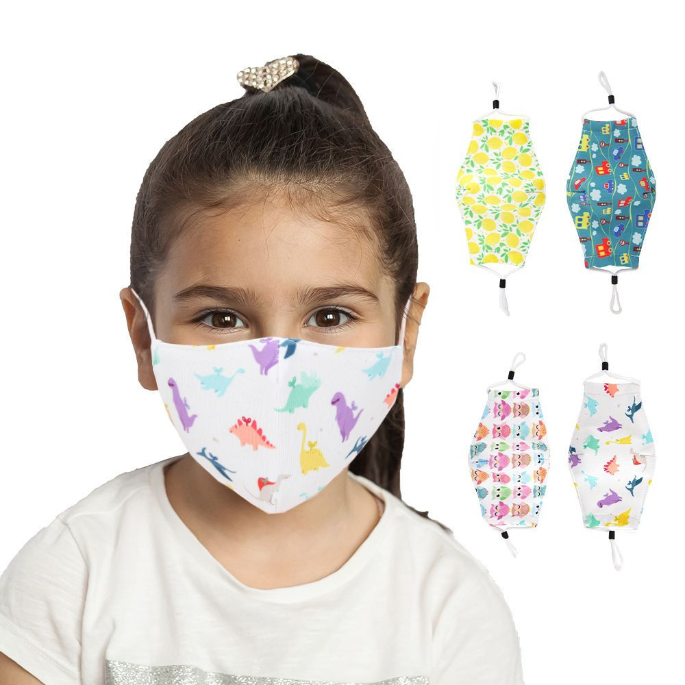 Breathable Reusable Kids Face Mask