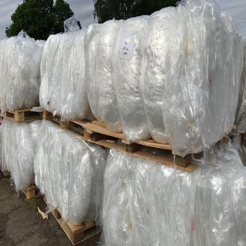 Plastic LDPE Film Scrap
