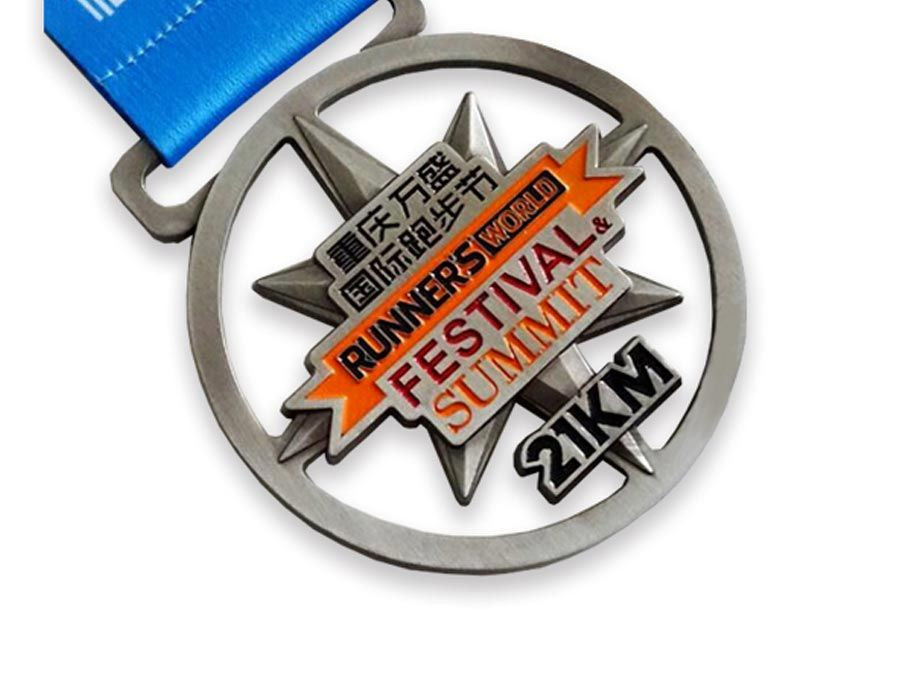 Custom Round Medallion