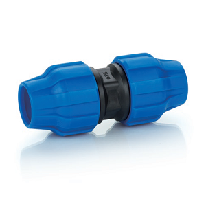 PP Compression Fitting-HDPE Compression fitting-Hdpe Fitting-Pipe Fitting-Push Fitting-Couple