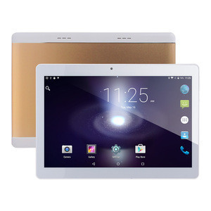 10.1inch Mediatek Android Slim Metal Cover 2GB RAM/32GB ROM 3G / 4G Lte 10 Inch Tablet