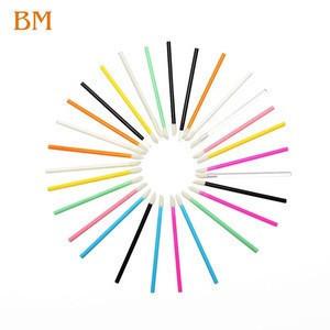 200Pcs/Set Disposable Lip Brushes Make Up Brush Lipstick Lip Gloss Wands Applicator Tool Makeup Beauty Tool Kits