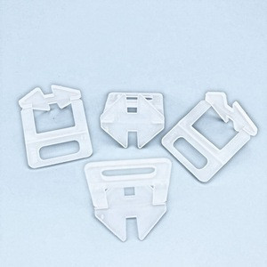 300pcs 1.5mm spacer clips and 100pcs wedges Tile leveling system kit