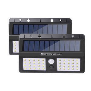 40 LED  Wireless Waterproof Motion Sensor Outdoor Solar Light For Garden