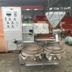 6YL Avocado oil machine for more than 20 kinds oil seeds