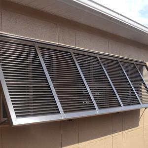 Adjustable Aluminum Hurricane Shutter Panel