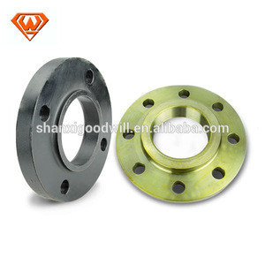 Carbon steel so a105 cs rf 6 inch pipe p245gh flange