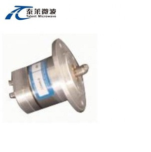 Chinese High Quality Stainless Steel SMA Female RF HF Microwave Double Channels Rotary Joint