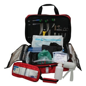 Comprehensive First Aid Kit Bag for Emergency