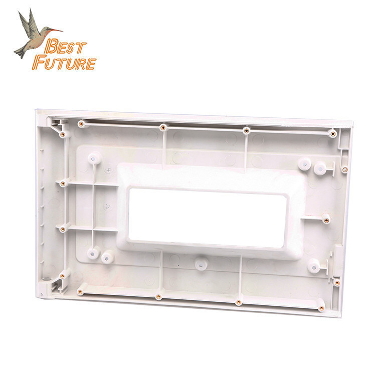 Custom aircraft private injection molding plastic product