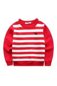 Custom embroidered hoodies sweatshirt for children 100 combed cotton wholesale childrens hoodies sweatshirt