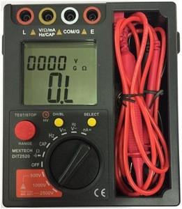 Digital Insulation Resistance Tester DIT-2520