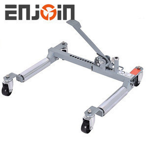 ENJOIN Amazon Hot sale Hydraulic Wheel Dolly Car Skates Vehicle Car Wheel Dolly 4 Wheel Dolly