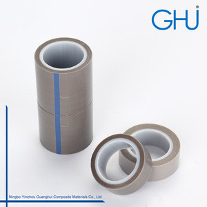 Free Sample High Temperature Easy To Use Teflon Ginseal Expanded Ptfe Tape With Adhesive