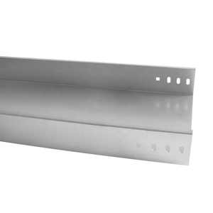 Hot Dipped Galvanized Covered Perforated Ventilated Cable Tray