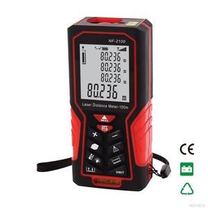 HOT SELLER ! 100m Laser Distance Meter Finder Red Digital New Laser Distance Measurer