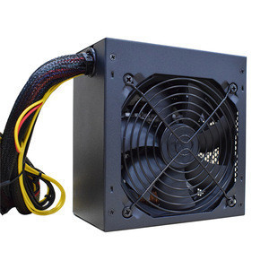 Low Price 120mm 500W Active PFC Computer Switching Power Supply For Desktop Pc