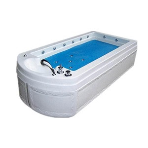 Luxury Spa and Pool Equipment VTSPA-03 Full Body Salt Bath Hydrotherapy Massage Bed For Sale