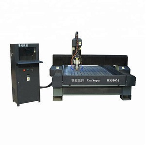 Made in china polishing equipment stone cnc router for granite engraving