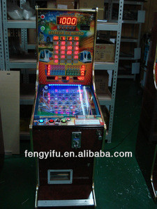 Metro 5.6.7 pinball led Game machine for bingo arcade machine Made in Taiwan FengYiFu