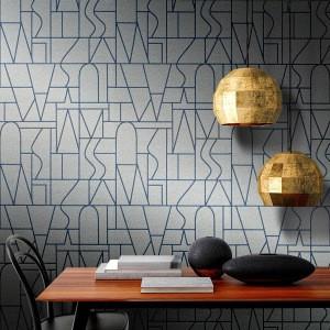 Mica natural material wall covering