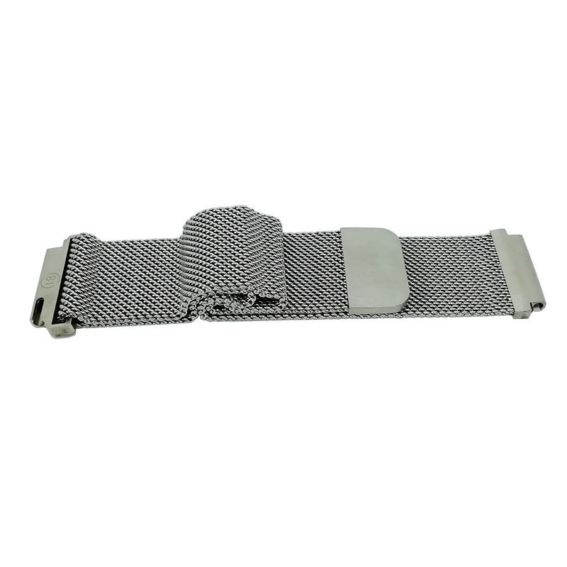 Milanese Stainless Steel Watch Band